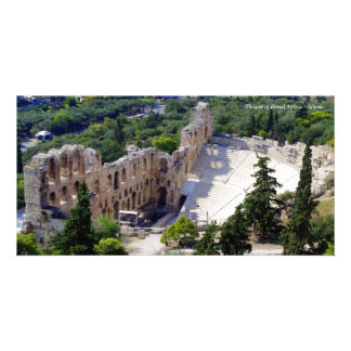 Theater of Herod Atticus - Athens Picture Card