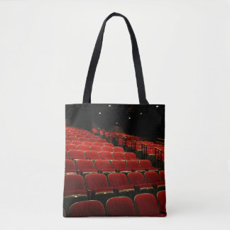 Theater Seats Tote Bag