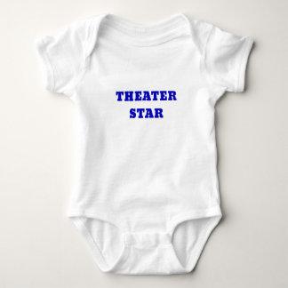 Theater Star Baby Bodysuit