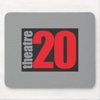 Theatre 20 Mousepad
