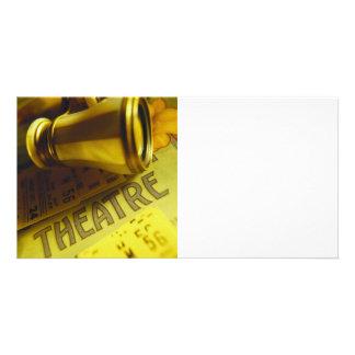 Theatre Binoculars Photo Cards