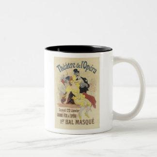 Theatre de l'Opera Two-Tone Coffee Mug