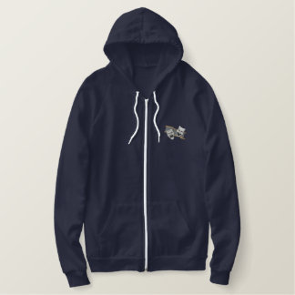 Theatre Embroidered Hoodie
