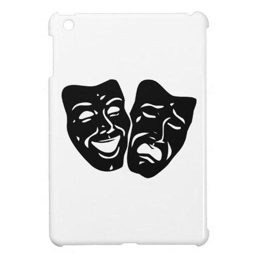 Theatre Faces iPad Mini Cases