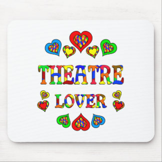 Theatre Lover Mouse Pad