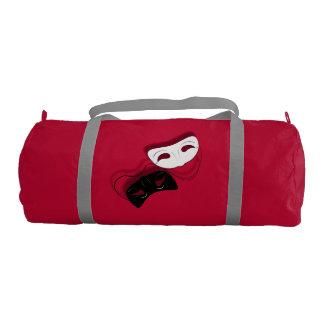 Theatre Masks Gym Bag Gym Duffel Bag