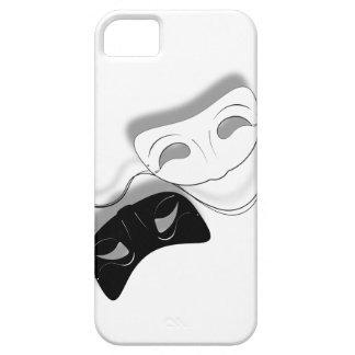 Theatre Masks Phone Case iPhone 5 Case