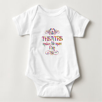 Theatre More Fun Baby Bodysuit