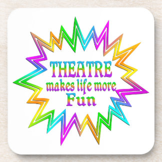 Theatre More Fun Coaster