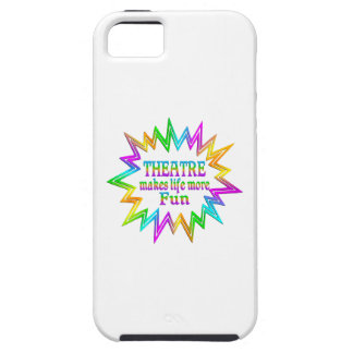 Theatre More Fun Tough iPhone 5 Case