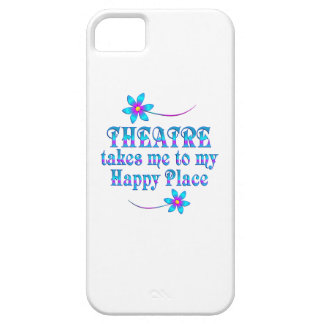 Theatre My Happy Place Barely There iPhone 5 Case