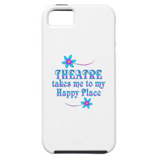 Theatre My Happy Place iPhone 5 Case