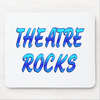 THEATRE ROCKS MOUSE PAD