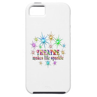 Theatre Sparkles Case For The iPhone 5