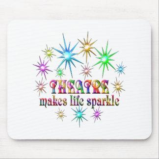 Theatre Sparkles Mouse Pad