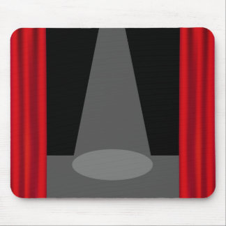 Theatre Stage Mousepad