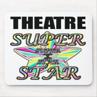 Theatre Superstar Mouse Pad