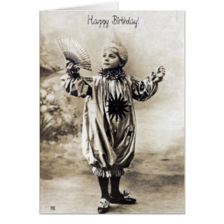 Theatrical From Your Biggest Fan Birthday Card