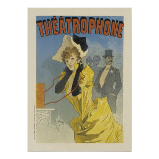 Theatrophone Poster