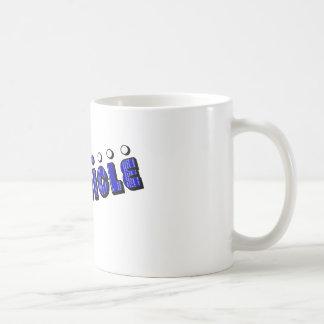 theCUBICLE Season 2 - Blue Death Screen Mug