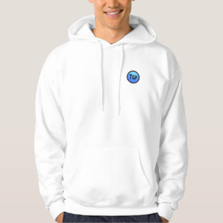 TheGeeksPlace Hoddie (Small Logo) Sweatshirt