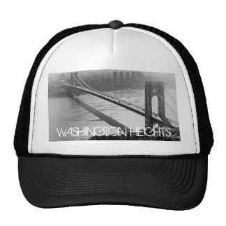 TheGeorgeWashingtonBridge, WASHINGTON HEIGHTS Trucker Hats