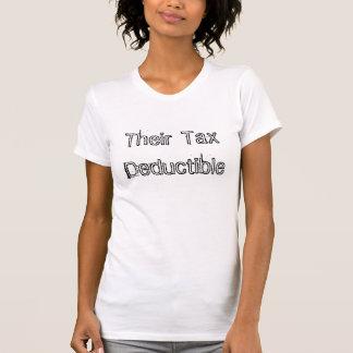Their Tax Deductible Tee Shirt