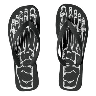 Them Bones! Sold exclusively by Mini Brothers Thongs