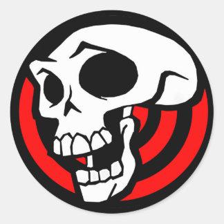 Them Bones Sticker Pack (6)