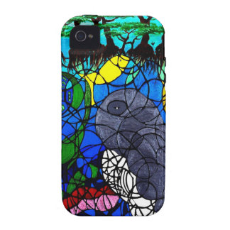 Theme From The Bottom iPhone 4/4S Covers