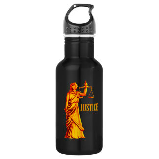 Themis | Scales of Justice 532 Ml Water Bottle