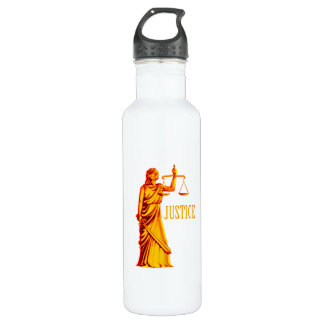 Themis | Scales of Justice 710 Ml Water Bottle