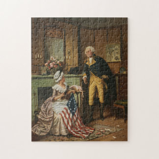 Then Now and Forever Jigsaw Puzzle