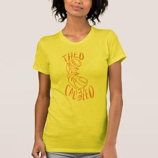Theo Called Tee (Yellow/Orange)