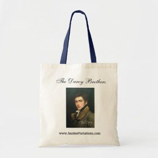 Theo Darcy Tote Bag