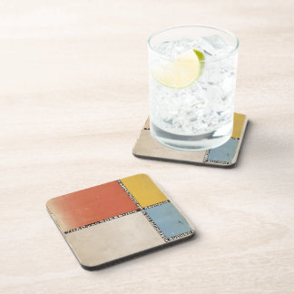 Theo Doesburg : Cover of a book Drink Coasters