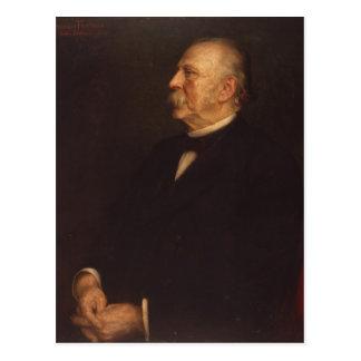 Theodor Fontane Postcard