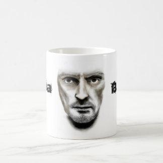 theodore bagwell . T Bag . Coffee Mug