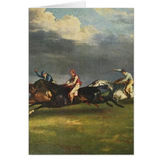 Theodore Gericault Art Card