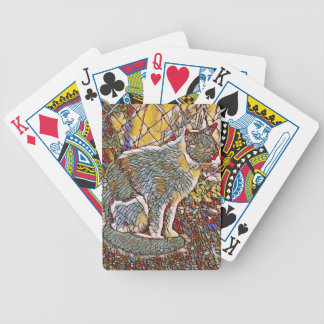 theodore glass bicycle playing cards