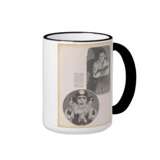 Theodore Kosloff 1922 vintage portrait mug