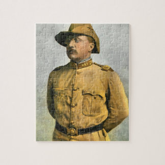 THEODORE ROOSEVELT AS A ROUGH RIDER PUZZLES