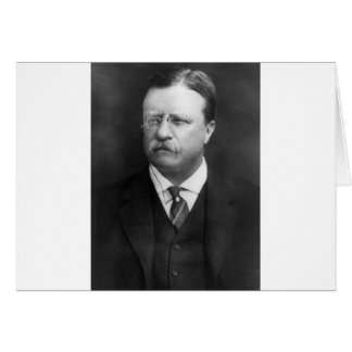 Theodore Roosevelt Card