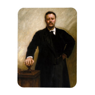 Theodore Roosevelt Magnet