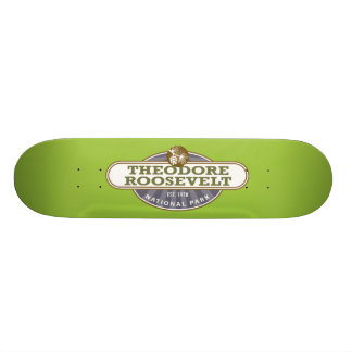 Theodore Roosevelt National Park Skate Board