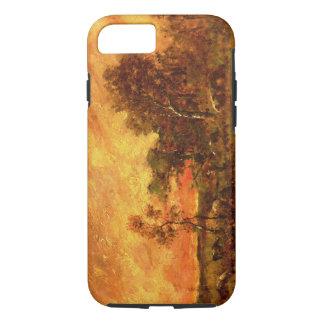 Theodore Rousseau Wooded Landscape Vintage Art iPhone 8/7 Case