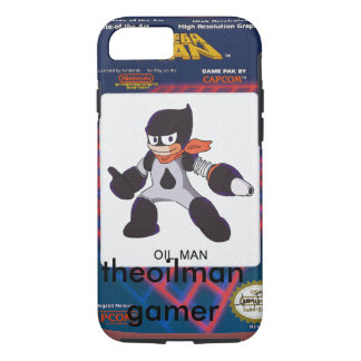 theoilmangamer official phone case