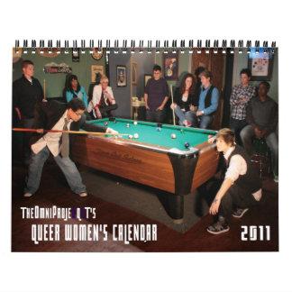 theOmniProje[q]t's 2011 Queer Women's Calendar