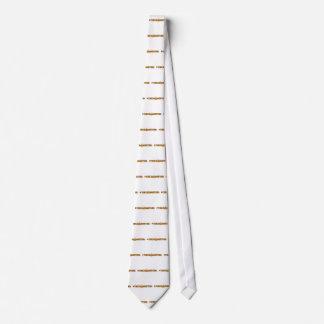 #TheOrangeTurd Tie