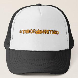 #TheOrangeTurd Trucker Hat